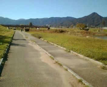 室見川サイクリングロード