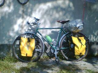 東アジア・東南アジア・オセアニア巡歴サイクリング