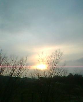 また日の出
